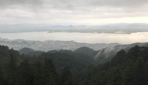 一人旅に行ってきた 琵琶湖西エリア 1